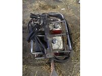 Honda hydraulic breaker/ kango /beaver