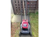 Mountfeild petrol lawnmower spare or repair
