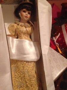 Brand New Porcelain Girl Doll Bayswater Bayswater Area Preview