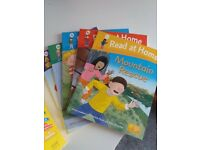 Books Oxford reading tree read at home complete set 31 books level 1-5 Great Reads