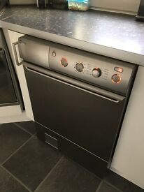 Maytag MAF 9602 Stainless Steel washing machine