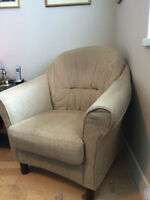 Armchair, new condition