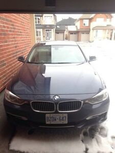 BMW 3 - Lease takeover-514 monthly ( taxes included )