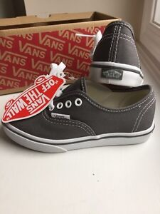 Vans Shoes kids size 11 new in box Authentic