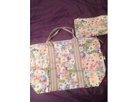 Genuine Cath Kidston overnight bag