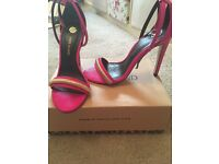 size 5 River Island heels £25 for both