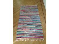 Large Indian Rag Rug