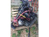 Vw caddy engine