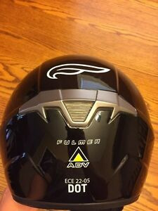 ATV / Snowmobile Fulmer Helmet - hardly used Strathcona County Edmonton Area image 7