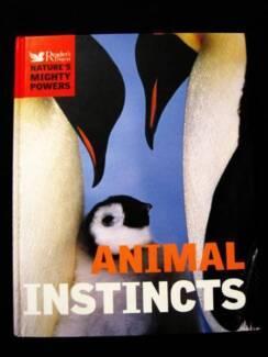Animal Instincts - David Burnie/Reader's Digest [Hardback]