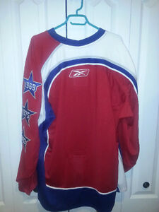 REEBOK NHL ALL STAR GAME JERSEY EAST 2009 - NEW W/ TAGS West Island Greater Montréal image 2