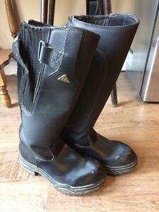 Fall/Winter Riding Boots - Girls size 3