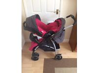 Grecco travel system