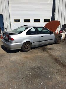 2000 Civic Coupe Need Gone
