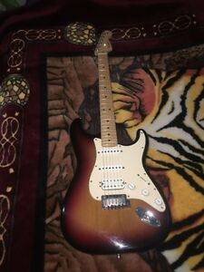 American Standard Stratocaster, made in USA Prince George British Columbia image 1