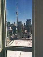 2 Bedrooms & 2 Full Bathrooms Condo Downtown Lakeshore Toronto