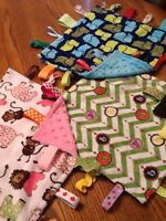 DO YOU LOVE MINKY AND LOVE TO SEW WITH IT?