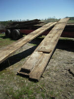 Salvaged Barnboard Planks