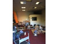 Storage Space available near Oldham Town Centre