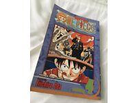 Manga - One Piece Volume 4