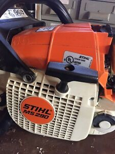 Wanted ms290 stihl for parts