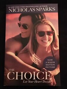Book - The Choice by Nicholas Sparks