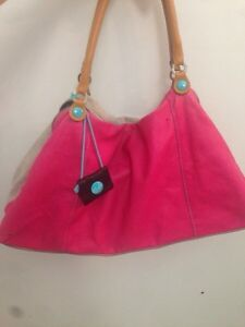 Two toned Leather Bag!!!