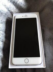 iPhone 6plus 64 GB sliver UNLOCKED!!