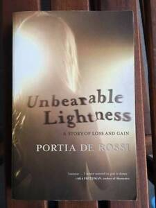 Unbearable Lightness: A Story of Loss and Gain Rhodes Canada Bay Area Preview