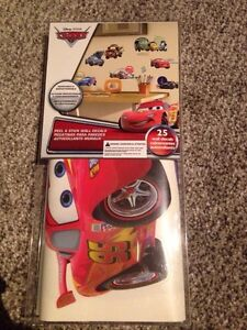 Disney Cars Wall Decals Kitchener / Waterloo Kitchener Area image 1