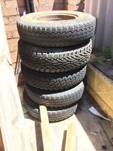Brand new 4x4 tyre (235x85x16) Dianella Stirling Area Preview