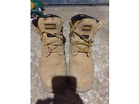 Dewalt Steel toe cap boots size 12