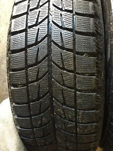 4 winter 195/60/16 Blizzak installation available 80% tread  Kitchener / Waterloo Kitchener Area image 1
