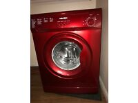 **JAY'S APPLIANCES**BUSH**WASHING MACHINE**VERY GOOD CONDITION**DELIVERY**RED!!**