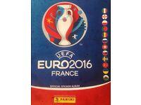 Panini Euro 2016 France Stickers to swap