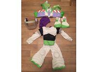 Costume Disney buzz lightyear