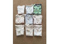Baby Boy Clothes Bundle 0-3 mth
