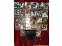 Sony PlayStation 3 with 25 games