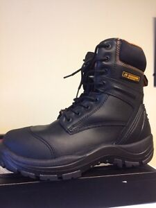 Steel toe boots $100 never used still in box St. John's Newfoundland image 1