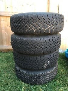 Snowmark ( Goodyear) Winter Radial tires