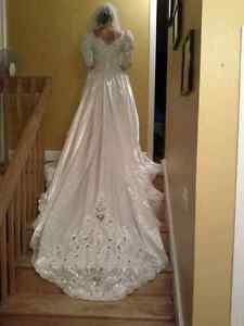 beautiful wedding dress robe de mariage high quality West Island Greater Montréal image 2