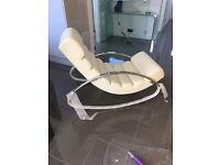 Italian style rocker chair