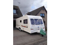 TOURING CARAVAN BAILEY UNICORN BARCELONA 4 BERTH 2011