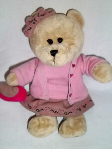 STARBUCKS Coffee Plush 59th Edition BEARISTA Valentines BEAR London Ontario image 1