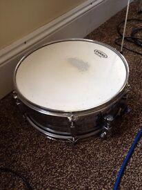 "Snare drum 14""X 6"" deep"