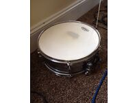 "Snare drum 14""X 6"" deep"