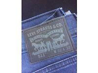 Levi's 511 men's jeans never worn