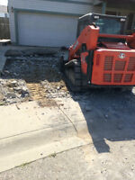 Tooth And Bucket skid steer and dump truck Service
