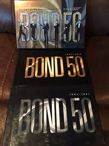 007 Bond 50 year Collection Blu-ray