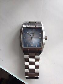 Men's diesel watch